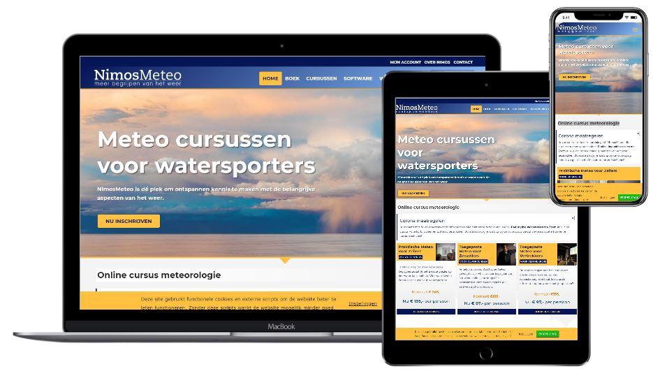 Website design nimos